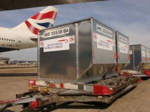 Shipping from Saudi Arabia to Britain