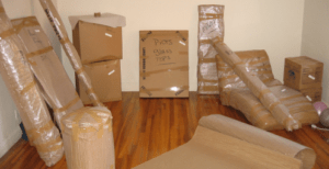 Secure cargo packaging with multiple options