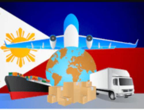 شحن جوي الى الفلبين